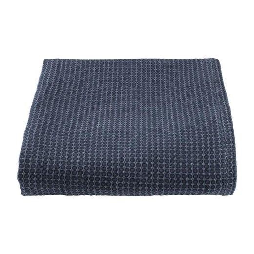 OXEL bedspread indigo