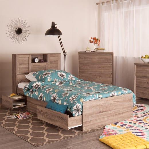 RUTI Storage Bed