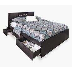 RUTI Storage Bed frame