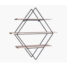 SIGMUND Triple Shelf