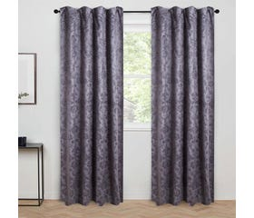 SKYLAR Blackout Curtain (Charcoal)