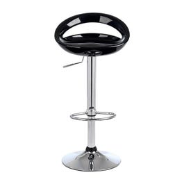 Ulstrup Adjustable Bar Stool Black Chairs Stools Benches Dining Room Kitchen Jysk Ca