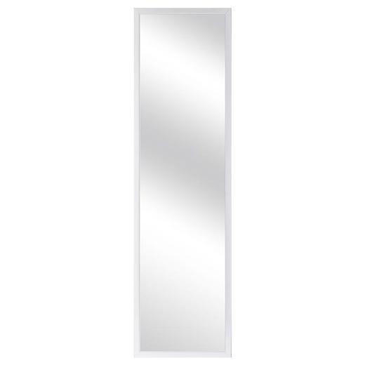 Miroir UNIVERSITY 34 x 124 cm (Blanc)