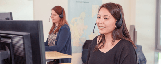 GET HELP FROM CUSTOMER SERVICE