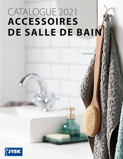 CATALOGUE ACCESSOIRES DE SALLE DE BAIN 2021