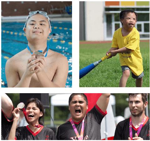 Follow Special Olympics Canada