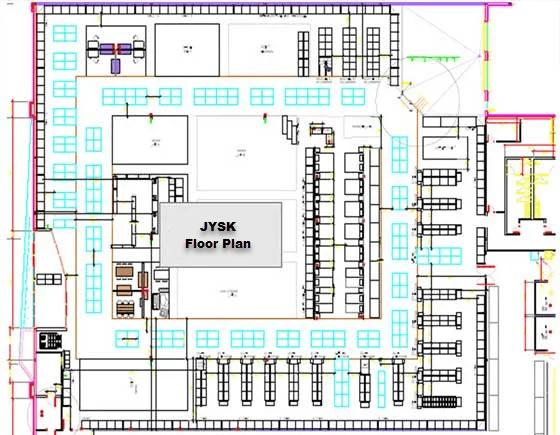 jysk floor plan example