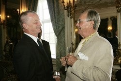 Lars Larsen receives Honorary Award