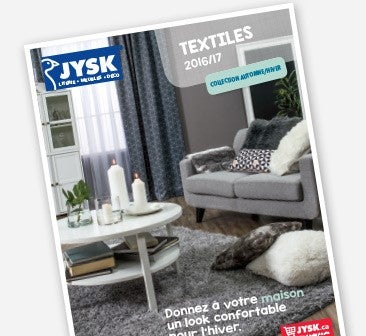 JYSK Nouveau! Textiles