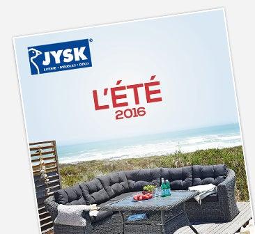 Catalogue d'été